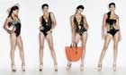 Cutaway swimsuits line-up