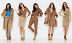Camel outfits line-up