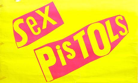 Sex Pistols album poster ...