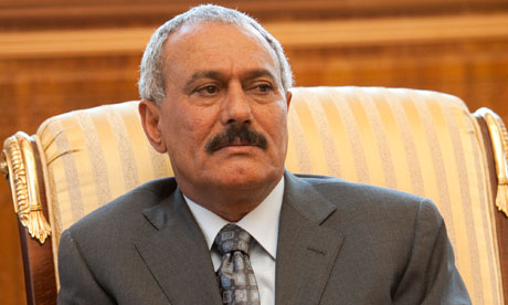 President Saleh of Yemen