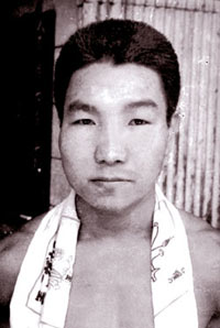 Iwao Hakamada, former boxer, now on Japan's death row.