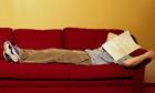 insomnia-man-sleeping-under-newspaper