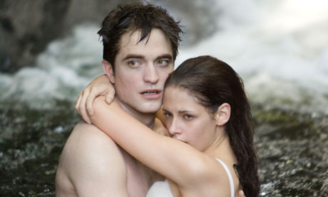 robert pattinson and kirsten stewart