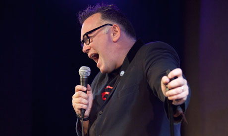 Stewart Lee: Carpet Remnant World – review