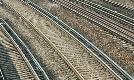 Network Rail electric lines await chancellors green light