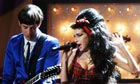 ronson and winehouse at Brits
