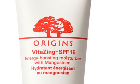 VitaZing moisturiser by Origins