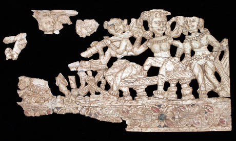 The Begram ivories: Rescuing Afghanistan's lost history | Art and ...