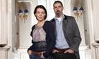 Olivia Williams and Matthew Fox