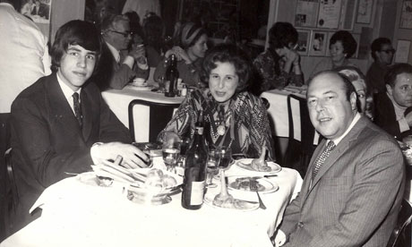 anthony horowitz and parents