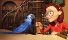 blu-blue macaw-rio