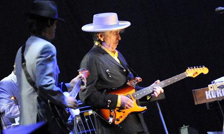 Bob Dylan China