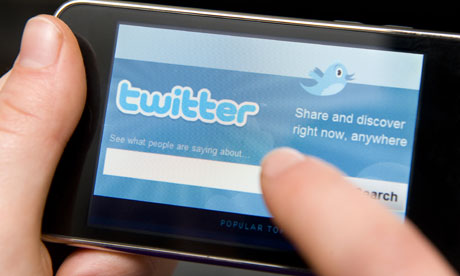 Twitter's actions have prompted concerns over free speech on the internet. Photograph: Jonathan Hordle / Rex Features