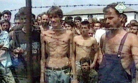 bosnia prisoners trnopolje