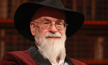 Pratchett starts process to end his life | Books | The Guardian