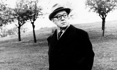 Alec Guinness in the first Tinker, Tailor, Soldier, Spy