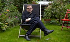 David Nicholls at home in Highbury, north London.