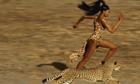 Naomi Campbell, Harper's Bazaar