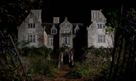 How To Make A Haunted House Film The Guardian