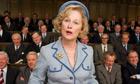 The Iron Lady, Meryl Streep