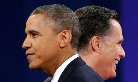 Despite scare, victory still hand Barack-Obama-Mitt-Ro