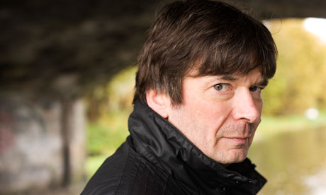 Ian Rankin crime writer