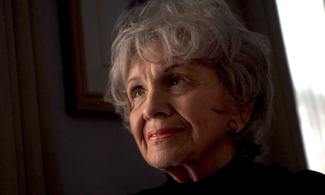 ALICE MUNRO, NEW YORK, AMERICA - 01 FEB 2005