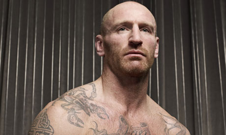 Gareth Thomas: this much I know The retired rugby player, 38, on Mickey Rourke, drinking and lying