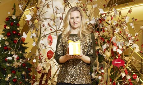 Alannah Weston, creative director of Selfridges