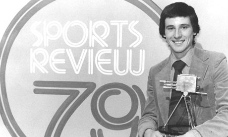 Sebastian Coe wins 1979 BBC sports personality of the year.