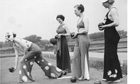 female bowlers