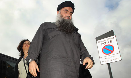 ***BESTPIX*** Muslim Cleric Abu Qatada Is Released From Prison