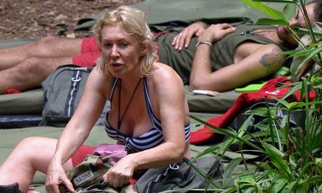 'I'm A Celebrity...Get Me Out Of Here!' nadine dorries 19 Nov 2012