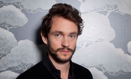 Hugh Dancy, photographed in Soho, London for the Observer New Review on 11 ...