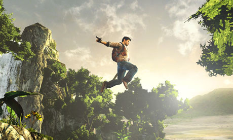 Uncharted, one of Sony's bigger franchises, is currently the # 1 selling game on vita