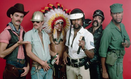 Village People's policeman lays down the law on his right to royalties Victor Willis wins landmark legal case to reclaim part-ownership of dozens of the group's songs