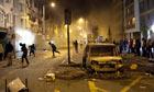Riots in Croydon