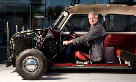 Great British design: six favourites For James Dyson it's the Mini…
