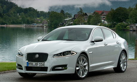 Jaguar on Grrrrr Power  The Feline Jaguar Xf Is Very Popular Among Female