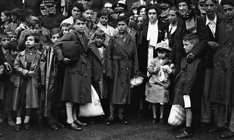 Basque refugees