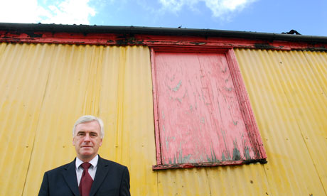 Labour MP John McDonnell