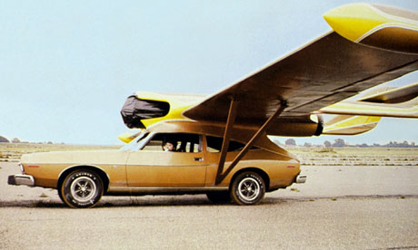 James Bond Flying Car. Max Tellers Favorite Flying Cars. www.salemhousepress.com