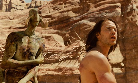 John Carter (WALT Disney Studios Motion Pictures, PG-13)