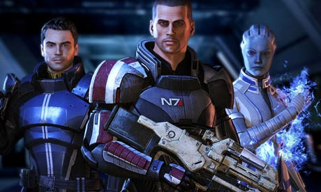 Mass Effect 3, games