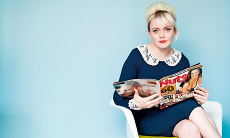 Terri White nuts magazine editor