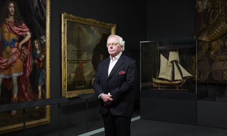 david starkey at the greenwich maritime museum