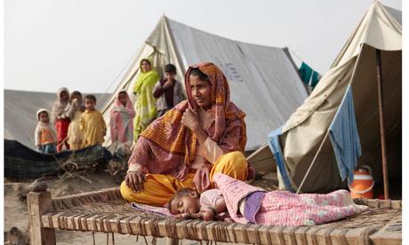 Pakistan floods last year