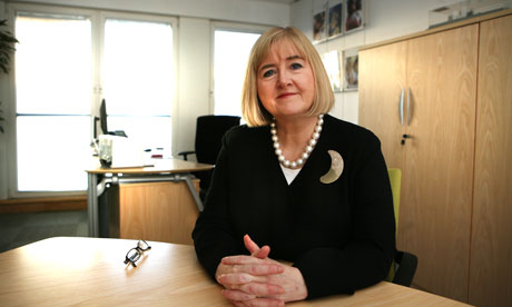 Christine Gilbert, head of Ofsted