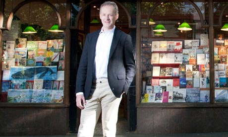 James Daunt, Observer Profile