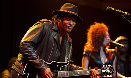 D'Angelo in Concert